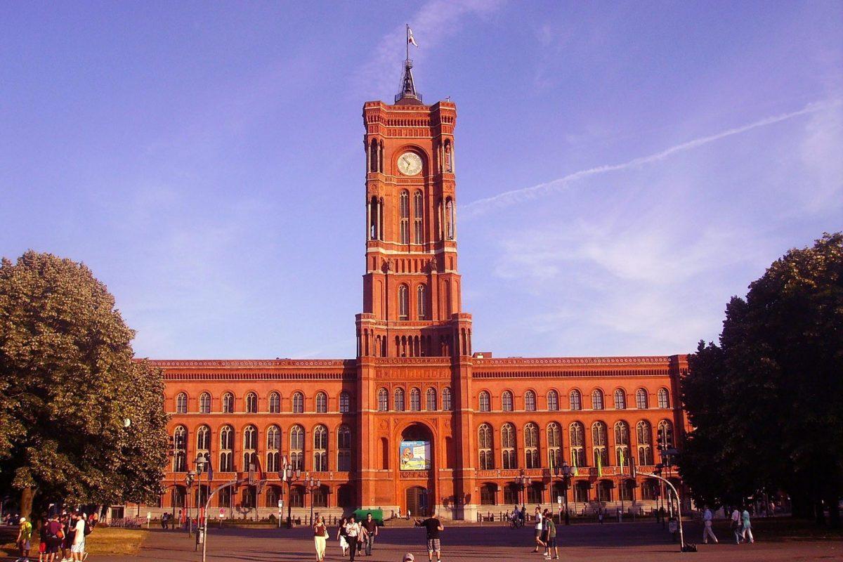Post aus dem Roten Rathaus